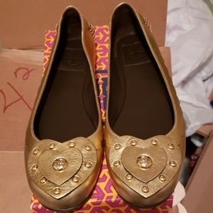 TORY BURCH -HEART BALLET